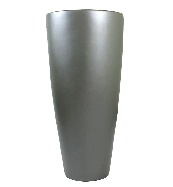 Fiberglass Plant Container Bullet